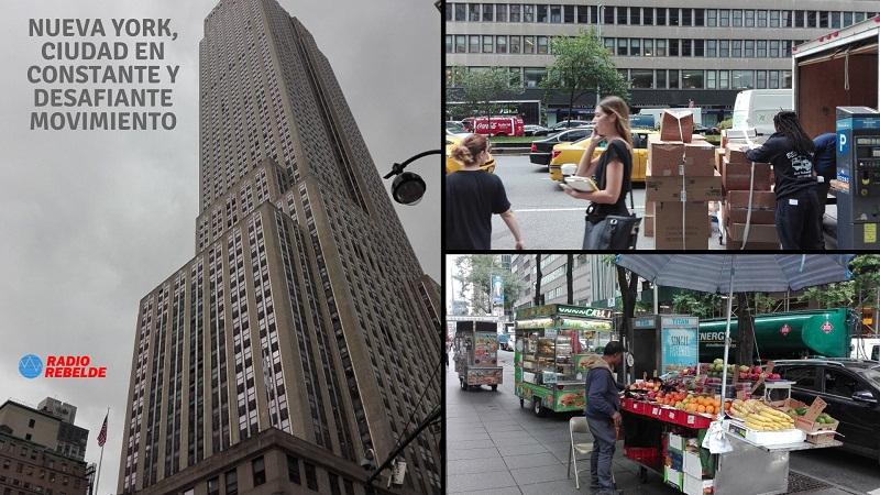 Los múltiples rostros de Nueva York