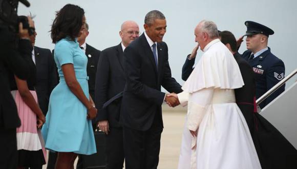 Papa Francisco está en Estados Unidos luego de su vista a Cuba. Foto: AP