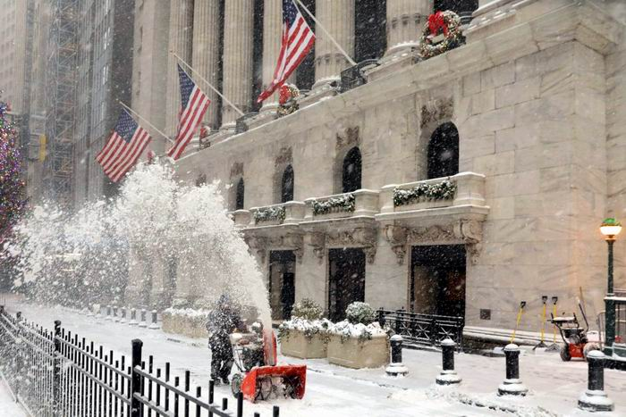 Fuerte ola de frío afecta a EE.UU