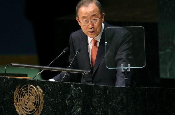 Califican al 2014 de a�o terrible para la Humanidad
