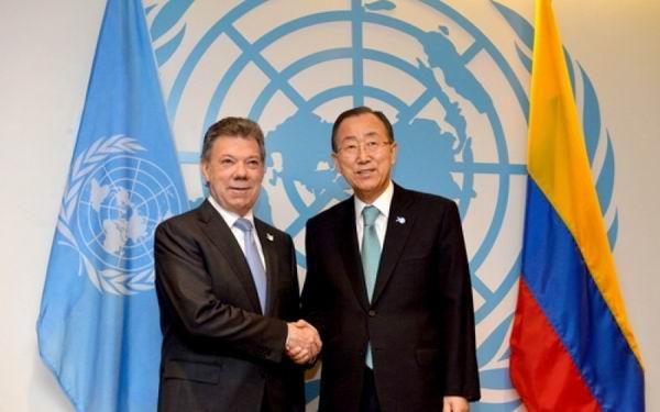 Analiza Consejo de Seguridad ONU solicitud colombiana sobre paz