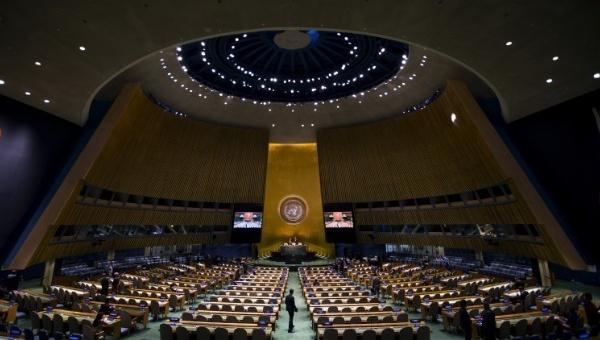 Arrancan el martes sesiones de alto nivel de la Asamblea General de Naciones Unidas