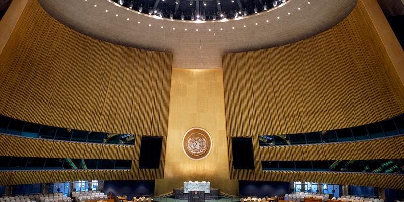 Se instala este martes Asamblea General de la ONU