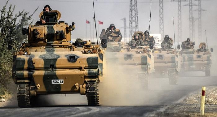 Erdogan afirmó que continuará la operación en Siria