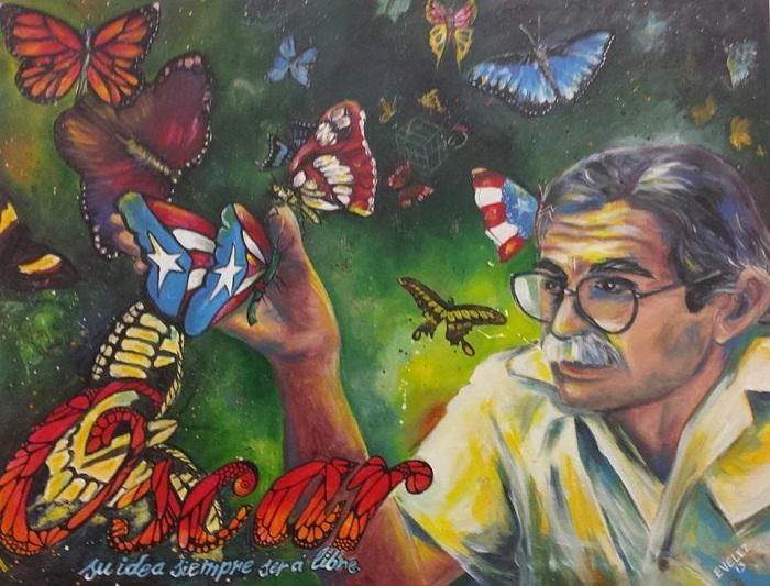 Oscar López Rivera caminará libremente por las calles de San Juan