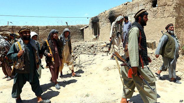 Promete nuevo l�der talib�n mantener lucha de los insurgentes en Afganist�n