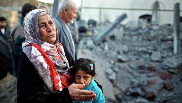 El negocio israel� de la guerra