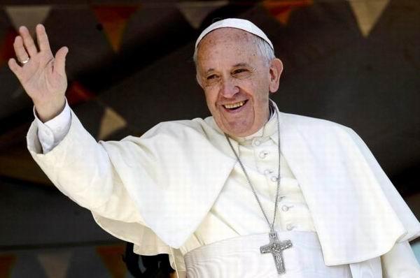 Saluda Papa Francisco a cubanos y estadounidenses