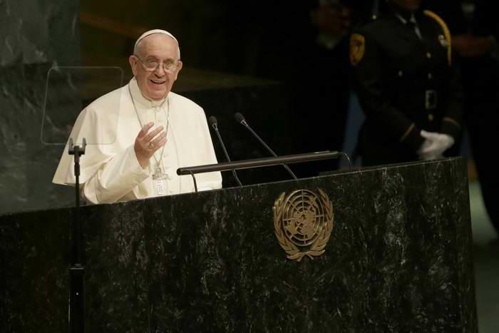 El memorable discurso del Papa Francisco en la ONU