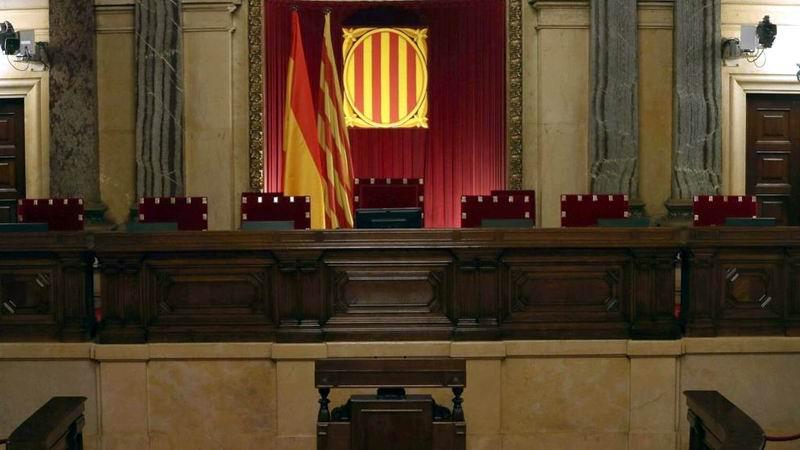 Continúan negociaciones para elegir nuevo presidente de Cataluña. Foto: EFE