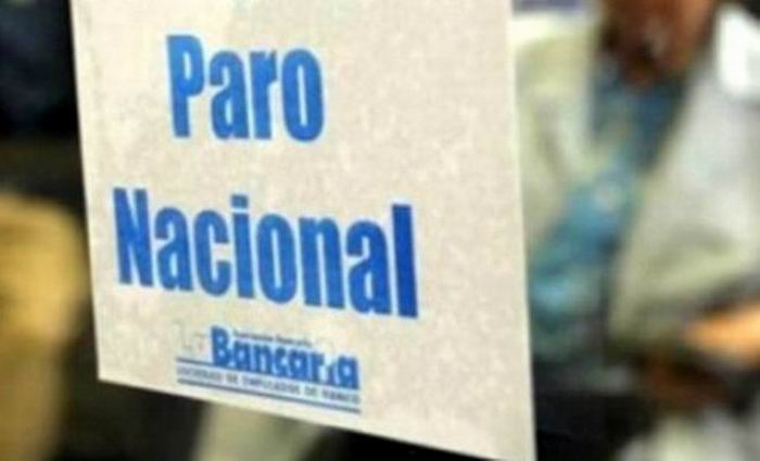 The General Strike by the Bank Association of Argentina