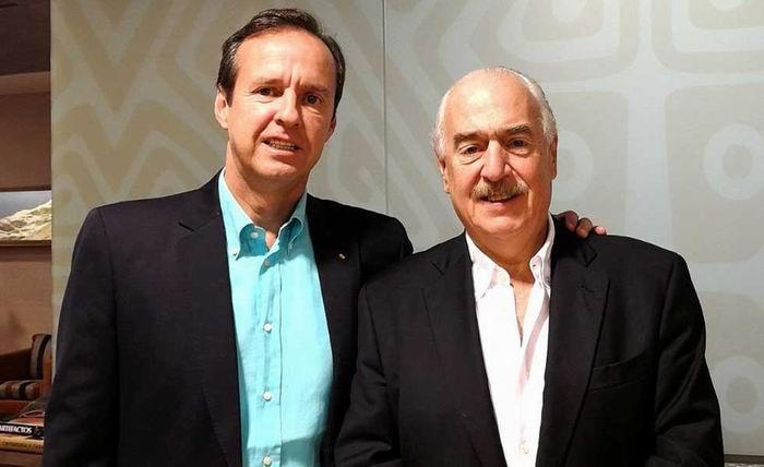 Los ex mandatarios de Colombia, Andrés Pastrana, y de Bolivia, Jorge Quiroga, pretendieron ingresar este miércoles a Cuba, a pesar de que sabían que no serían bienvenidos