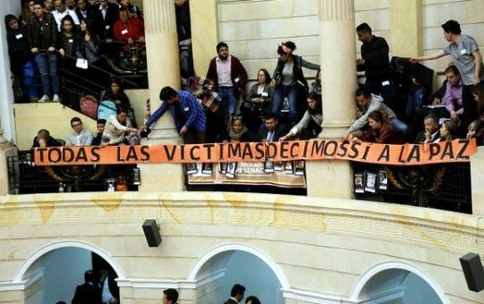 Aprueba Senado de Colombia Jurisdicción Especial para la Paz