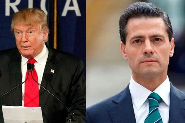 Peña Nieto no se reunirá con Donald Trump