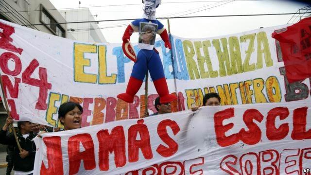 Trabajadores del sector público iniciarán un paro nacional de 48 horas, en protesta contra la vulneración de sus derechos laborales en Perú