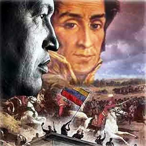 Mi imaginación se fija en los siglos futuros, Simón Bolívar
