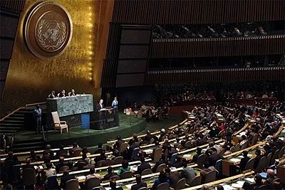 Debate general de Naciones Unidas en pen�ltima jornada