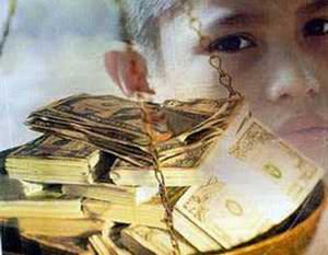 Pobres cada vez más pobres