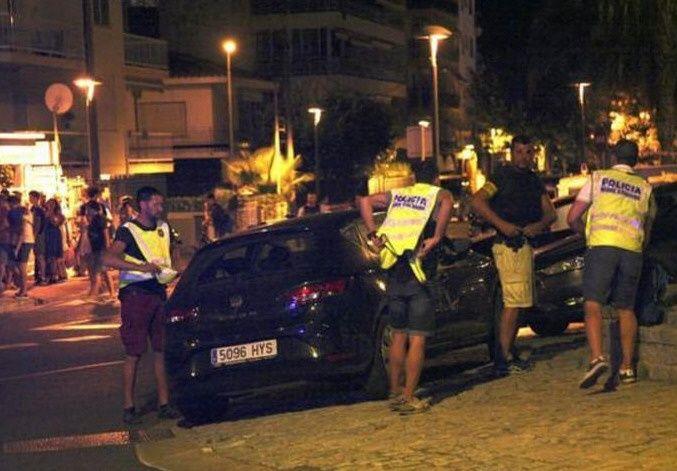 Extrema España medidas de seguridad tras atentados en Cataluña