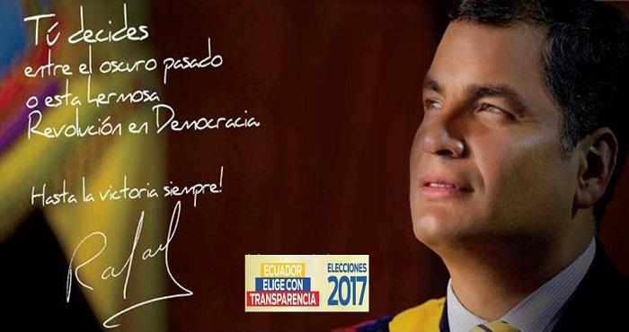 Elecciones en Ecuador: decisivas para América Latina (+Audio y Fotos)