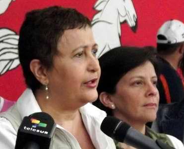 Dra Tibisay Lucena, Presidenta del Consejo Nacional Electoral