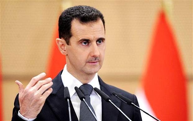 Nominan a Presidente de Siria como l�der hist�rico del mundo �rabe