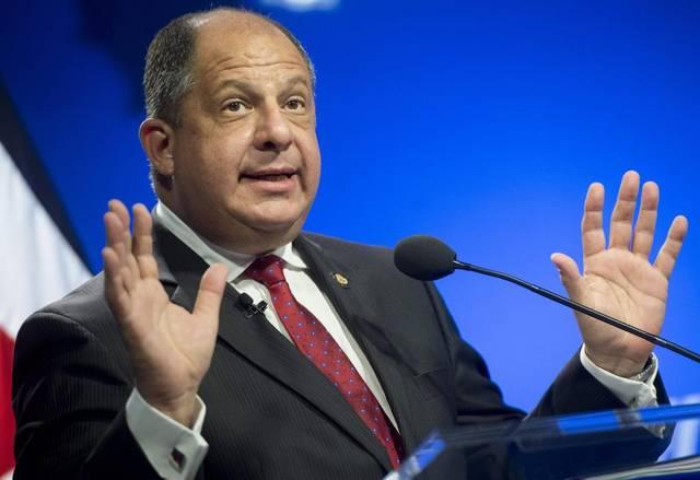 Presidente de Costa Rica solicita cambiar ley que alienta migraci�n cubana (+ Audio)