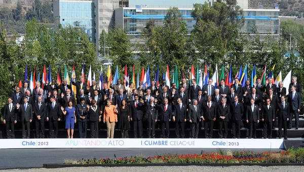 UE optimista con próxima Cumbre con Celac
