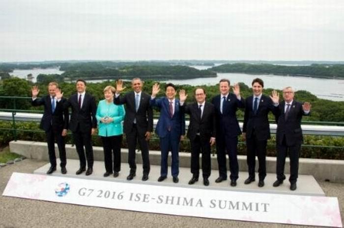 La Cumbre del G-7 en Jap�n