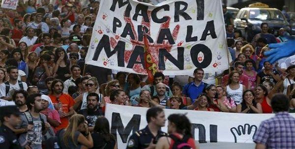 Marcharán este miércoles los argentinos contra los ajustes económicos