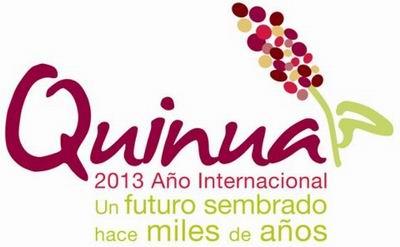2013, Año Internacional de la Quinua.
