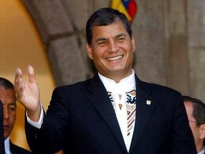 Celebra Correa gran inversión de su gobierno en educación ecuatoriana.