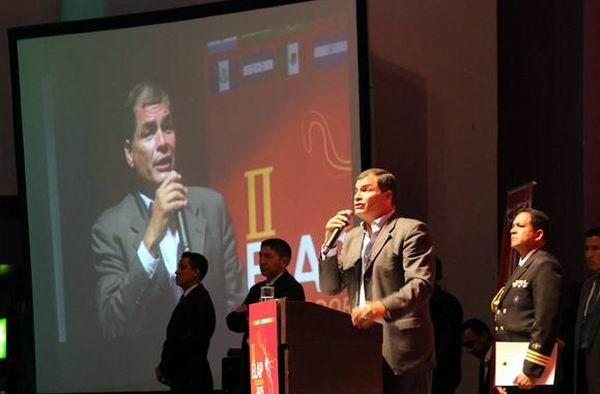 Asume Izquierda latinoamericana posici�n de alerta contra planes desestabilizadores