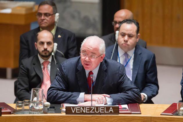 Exige Venezuela a EE.UU que escuche al mundo y levante bloqueo contra Cuba