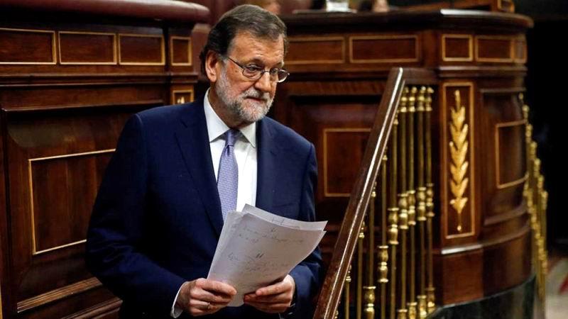 Rajoy pierde segundo intento de investidura en Congreso