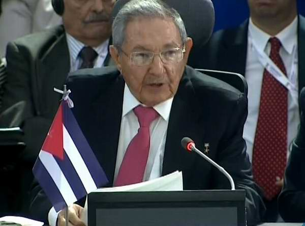 Raul Castro: The Non-Aligned Movement united can´t be underestimated