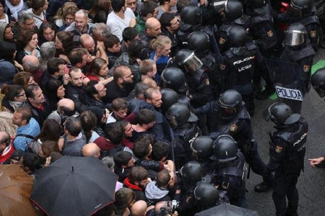 The Referendum in Catalonia