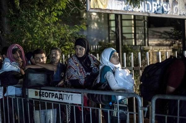Se mantiene peor crisis de refugiados en Europa