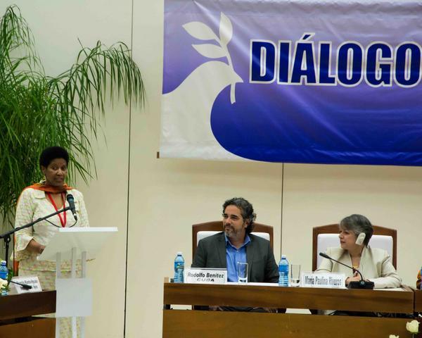 Enfoque de género en el proceso de paz en Colombia