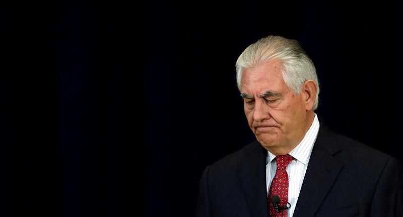 Adiós Rex Tillerson