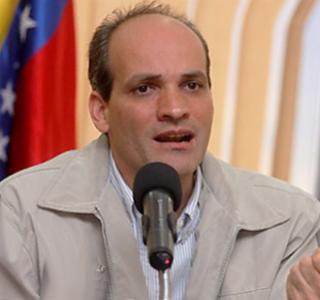 Vicepresidente para la Planificación y el Conocimiento, Ricardo Menéndez