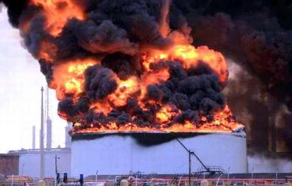 Sabotaje petrolero en Venezuela