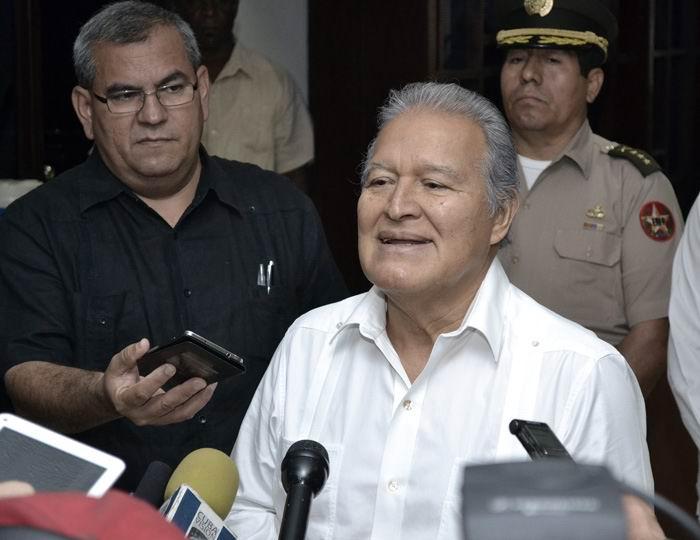 Alvadoran President says his visit to Cuba was a success