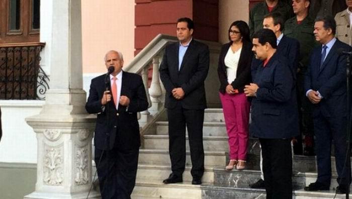 Renueva UNASUR y el Vaticano su mediaci�n en Venezuela
