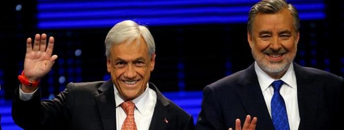 Definirán alianzas segunda vuelta de elecciones presidenciales en Chile