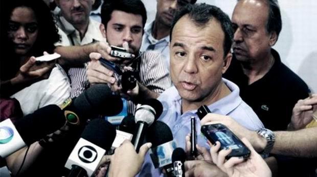 Detenido ex gobernador de Río de Janeiro
