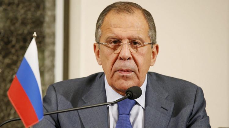 Denuncia Lavrov mito de la amenaza omnipotente de Rusia
