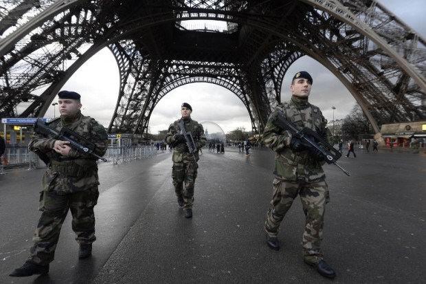 Reforzar� Francia seguridad en arsenales militares tras robo
