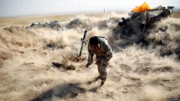 Irak, los soldados que no existen. Foto: Reuters
