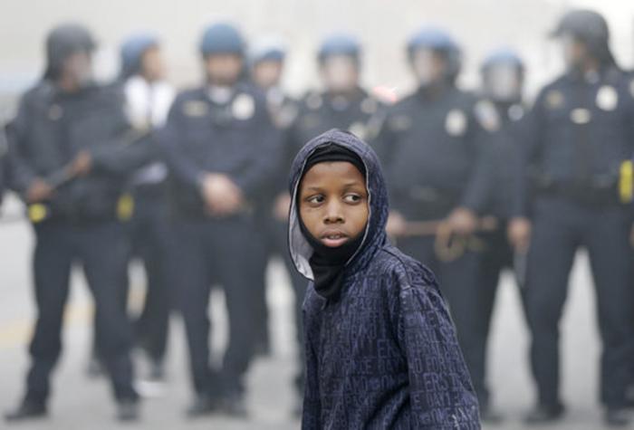Reitera Obama condena a actos de violencia en Baltimore. Foto: AP